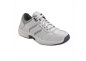Orthofeet 640 Men's Athletic Lace White