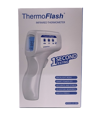 ThermoFlash Infrared Thermometer