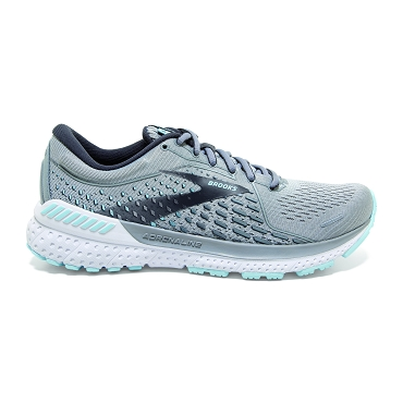 Brooks Adrenaline GTS 21 Women's Oyster/Alloy 061