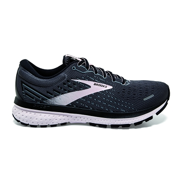 Brooks Ghost 13 Women's Running Shoe Black/Pearl 062
