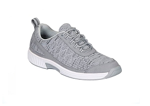 Lava 613 Men's Orthotic Sneaker Gray