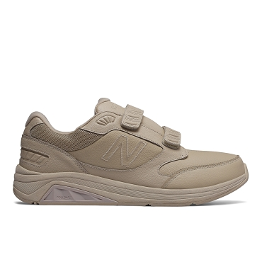 New Balance MW928HN3 Men's Bone Velcro Shoe