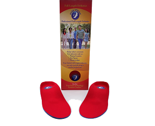 Pure Stride  Orthotics Full Length