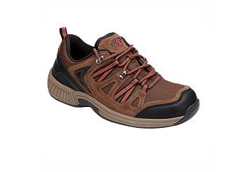 644 - Men's Tie-Less Hiking Sneakers