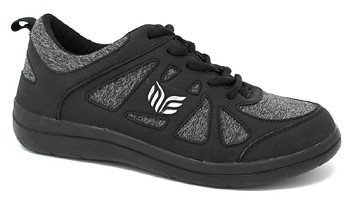 Mt. Emey Women's 9321 Walking Shoes Black