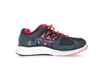 I-Runner Women's Maria Grey/Salmon